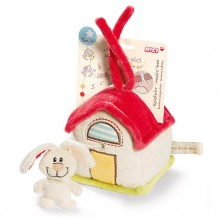 NICI Rabbit Music House