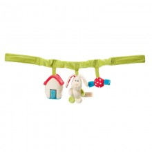 NICI Rabbit Pushchair Chain