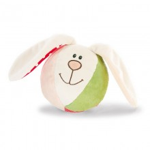 NICI Rabbit Soft Ball with Bell