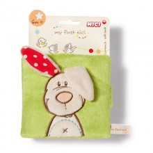 NICI Rabbit Soft Book