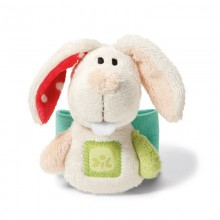 NICI Rabbit Wrist Rattle