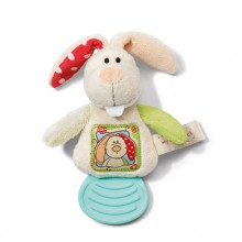 NICI Rabbit with Teether