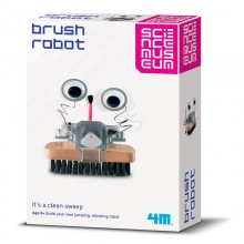Science Museum Brush Robot
