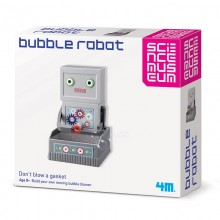 Science Museum Bubble Robot