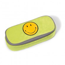 NICI Smiley Green Pencil Case