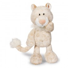 NICI Snow Leopard Girl dangling 15cm