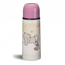 NICI Snow Leopards Insulated Flask