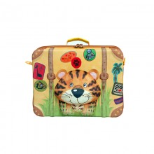 Wildpack Tiger Suitcase