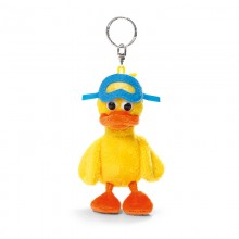 NICI Timmy Time Duck Yabba Bean Bag Keyring
