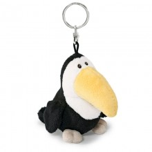 NICI Toucan Bean Bag Keyring