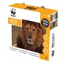 WWF Animal Block Puzzle - Wild Cats