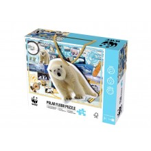 WWF Polar Regions 48 Piece Floor Puzzle