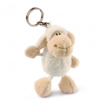 NICI White Sheep Bean Bag Keyring
