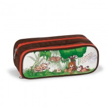 NICI Wild Friends Pencil Case