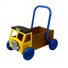 Yellow Baby Walker Truck