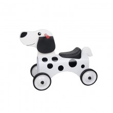 Dalmatian Ride On Dog