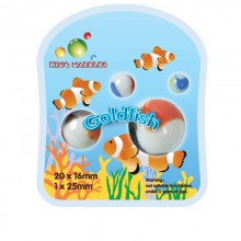 King Marbles Goldfish Classic Marbles