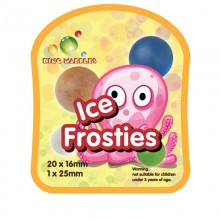 King Marbles Ice Frosties Mighty Max Marbles