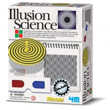 4M Kidz Labs Illusion Science