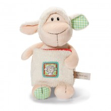 NICI Lamb with Soft Book