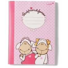 NICI Jolly Amy and Frances A5 40 page Notebook