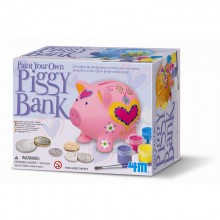 4M Paint Your Own Piggy Bank
