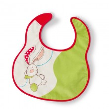 NICI Rabbit Bib Set (2 bibs)