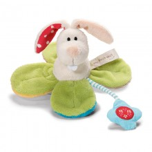 NICI Rabbit Grabber with Bell