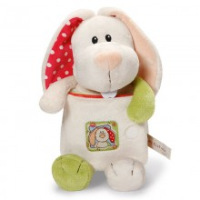 NICI Rabbit with Soft Book