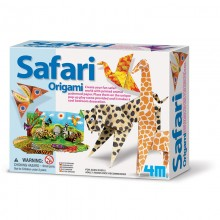 4M Safari Animals Origami