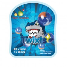 King Marbles Twixts Classic Marbles