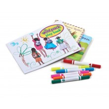 Wildpack Activity Book