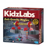 4M Kidz Labs Anti Gravity Magnetic Levitation