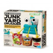 4M Green Science Eco Engineering Junkyard Drummer