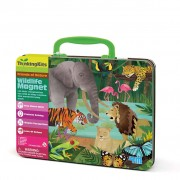 4M ThinkingKits - Wildlife Magnets