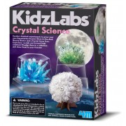 4M Kidz Labs Crystal Science