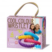 4M Cool Colour Wristlets Making Kit