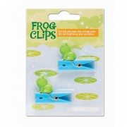 4M2U Frog Magnet with Peg