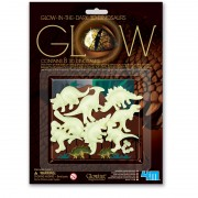 4M Glow in the Dark 3D Dinosaurs