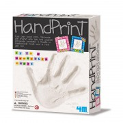 4M Make Your Own Hand Print
