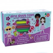 Meadow Kids Girl About Town Craft Set
