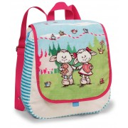 NICI Hansel and Gretel Soft Backpack Bag