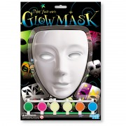 4M Paint Your Own Glow in the Dark Mask