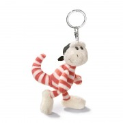 NICI Pirate Gecko Bean Bag Keyring