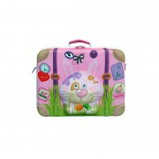 Wildpack Rabbit Suitcase
