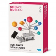 Science Museum Dual Power Solar System