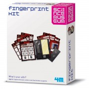 Science Museum Finger Print Kit