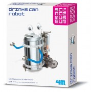 Science Museum Tin Can Robot
