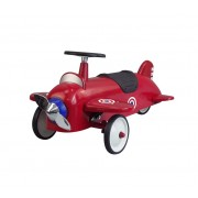 Red Aeroplane Ride On