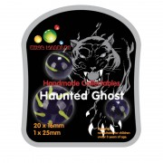 King Marbles Haunted Ghost Handmade Marbles